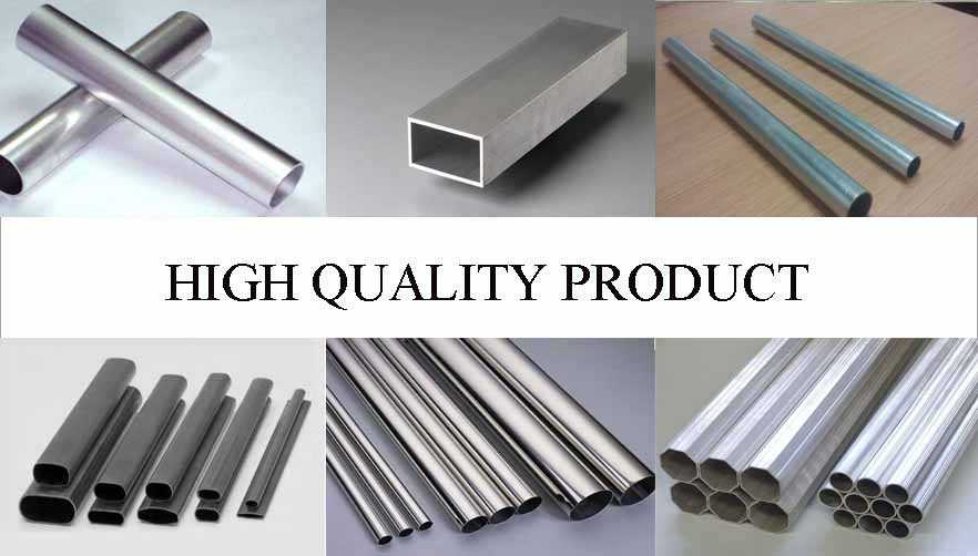 High quality product of Aluminum Pipes made in China