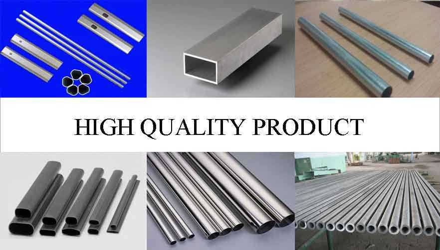 High quality product of Aluminum pipe with the factory price in China
