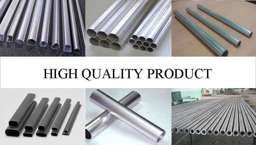 High quality product of Decorative aluminum pipe Made in Chinese factory