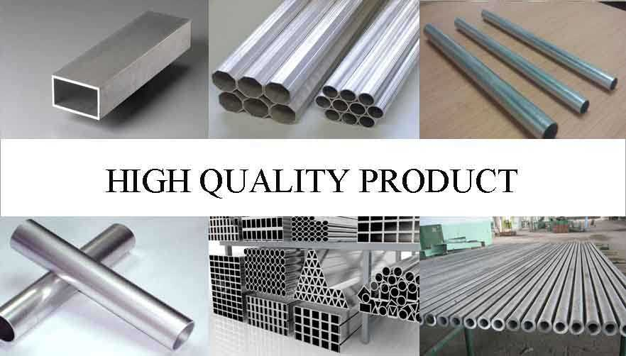 High quality product of Aluminum pipe supplier in China