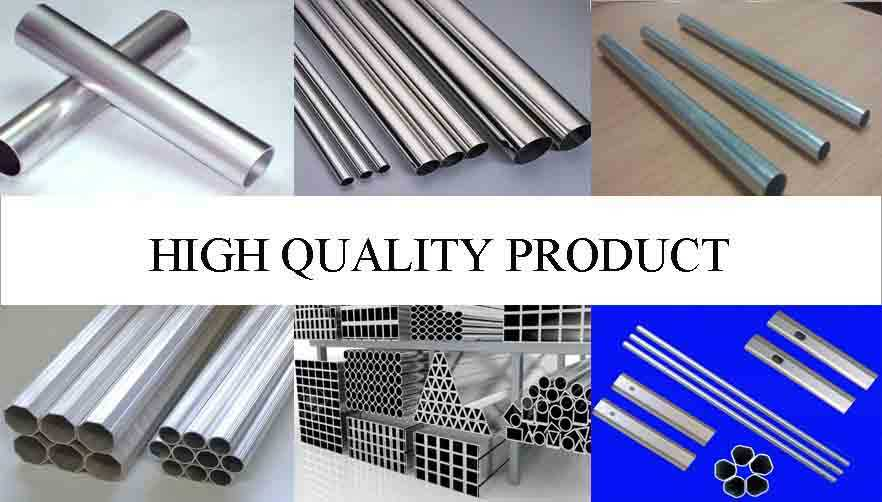 High quality product of Aluminum alloy pipe