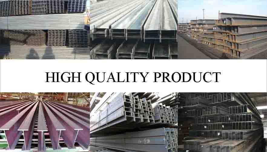 high quality product of Q235B Q345B SS400 S275JR Steel Channel Supplier