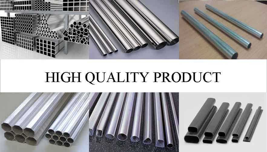 High quality product of Aluminum pipe rack For Building