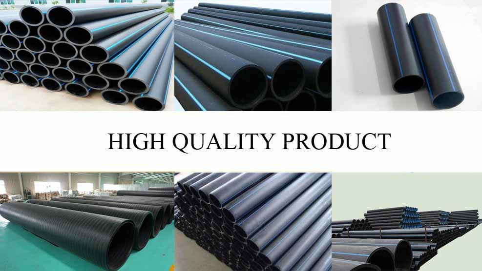 High quality product of HDPE PIPE FITTINGS