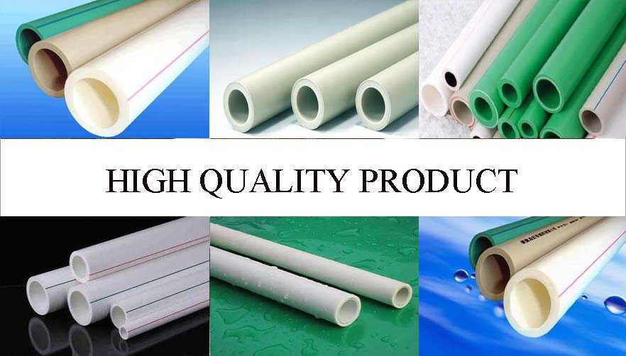 High quality product of High quality PPR pipe fitting made in china