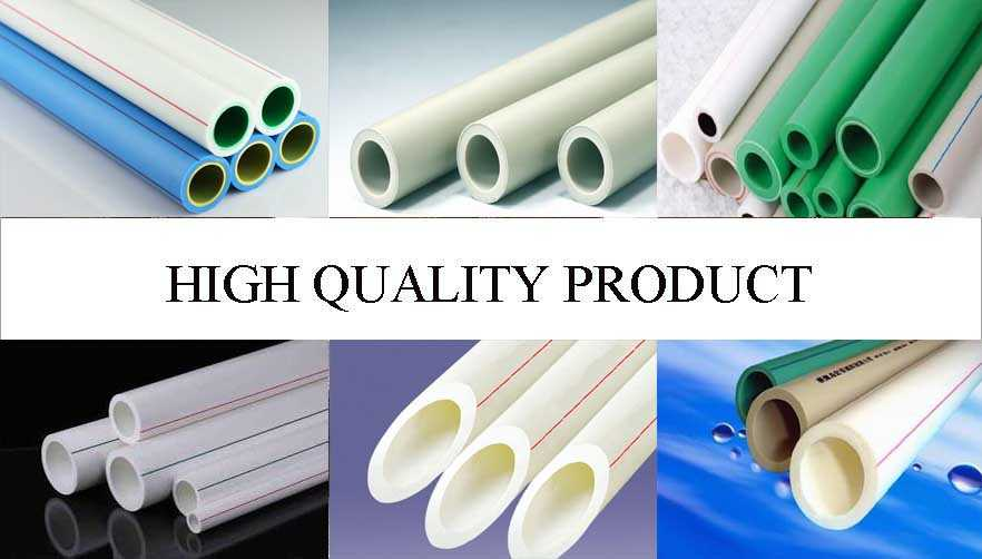 High quality product of Ppr pipe for Residential water