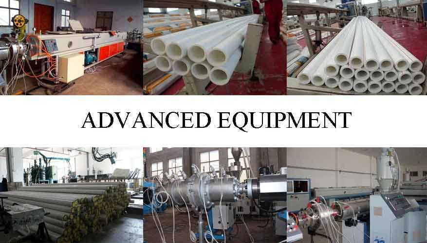 Advanced equipment of Ppr pipe for Residential water
