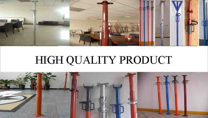 High quality product of High quality steel prop in china