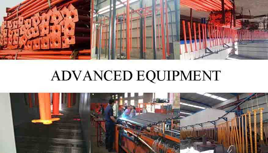 Advanced equirement of High quality steel prop in china