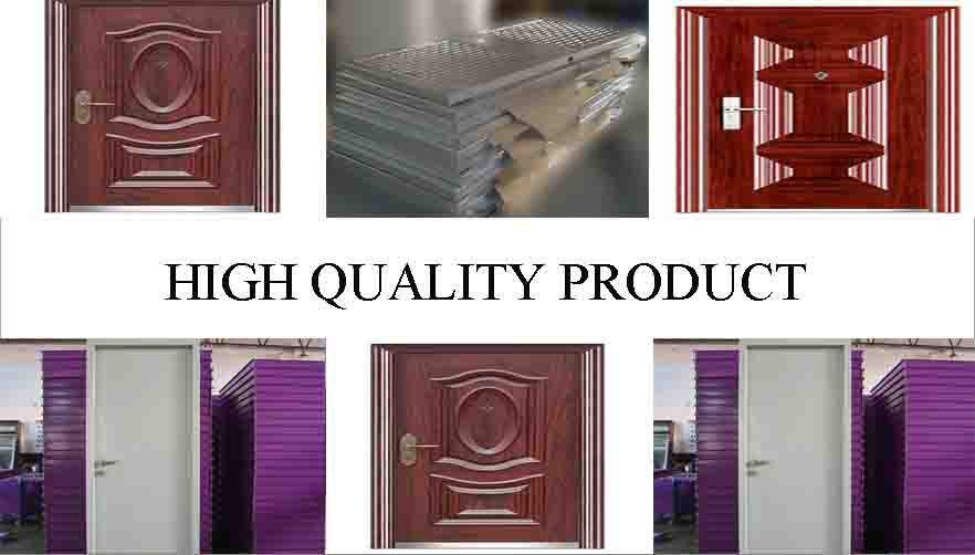 High quality product of High quality security door in china