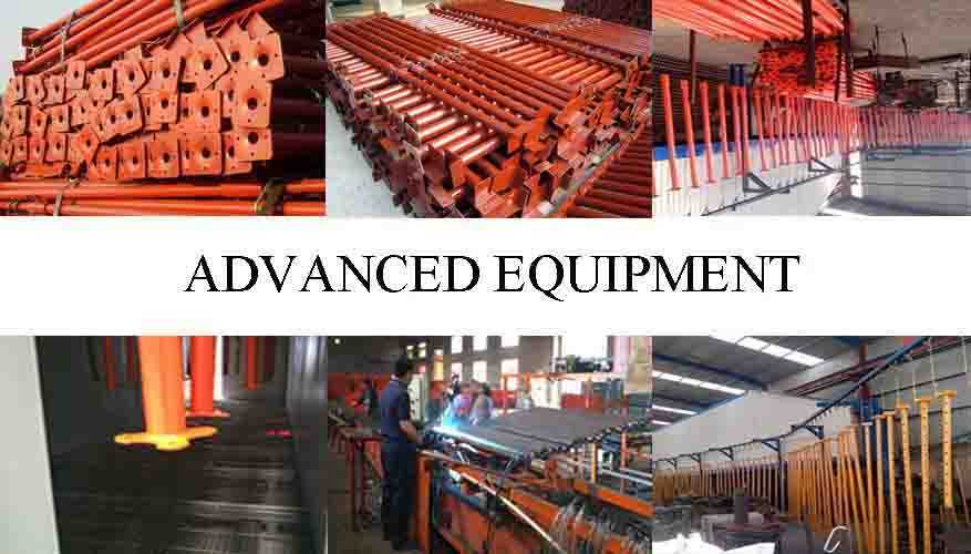 Advanced equirement of scaffolding steel prop made in china