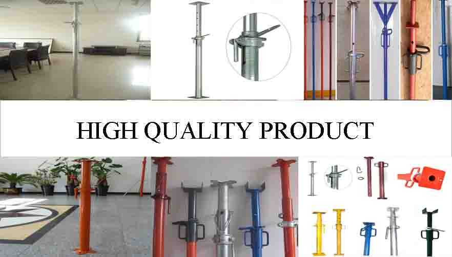 High quality product of steel shoring prop with the best price