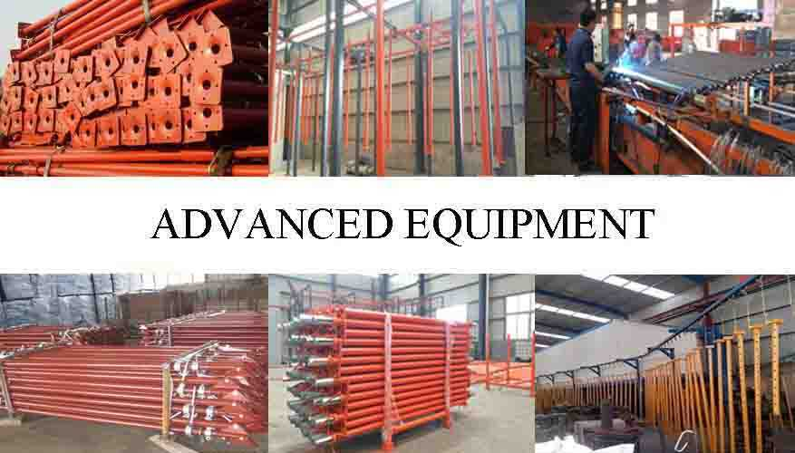 Advanced equirement of steel shoring prop with the best price