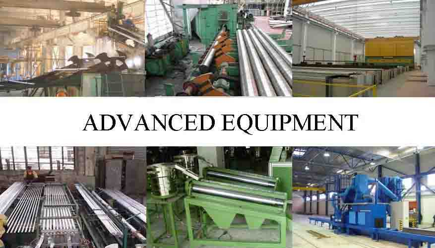 ADVANCE EQUIPMENT OF Original Chinese scaffolding tube