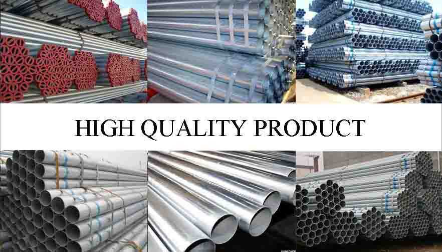 HIGH QUALITY PRODUCT OF High quality scaffolding pipe in china