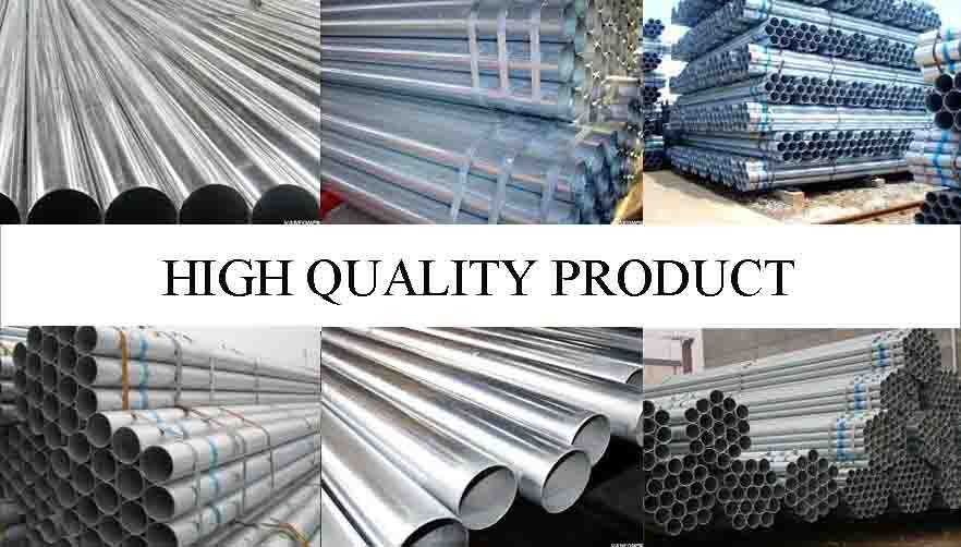 HIGH QUALITY PRODUCT OF China supply scaffolding steel pipe
