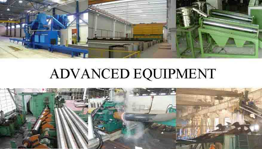 ADVANCE EQUIPMENT OF China supply scaffolding steel pipe