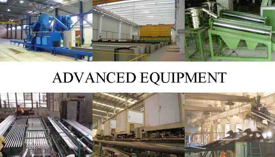ADVANCE EQUIPMENT OF Price Lowered With scaffolding steel pipe 48.3mm In China