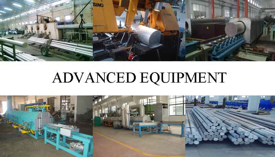Equipment of Aluminum Rod
