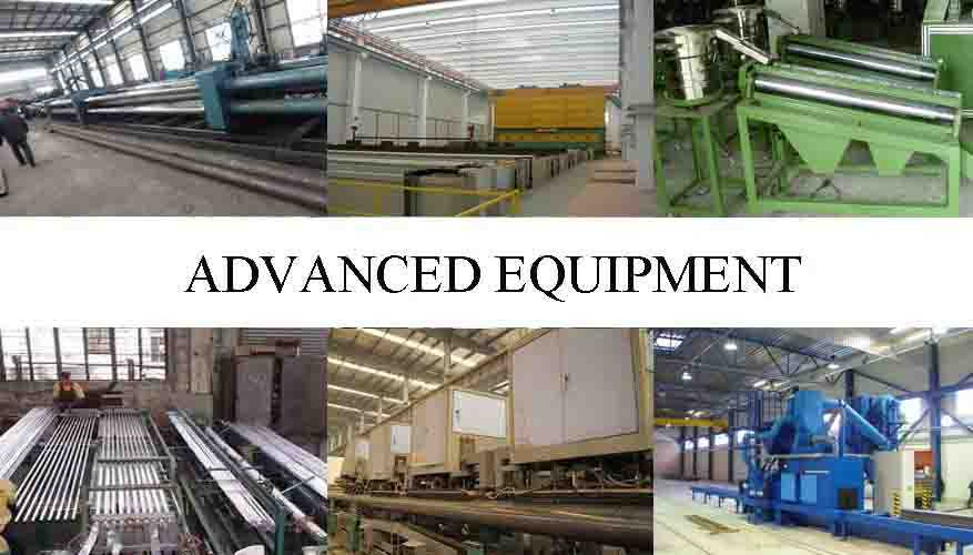 ADVANCE EQUIPMENT OF single pipe scaffolding in different types