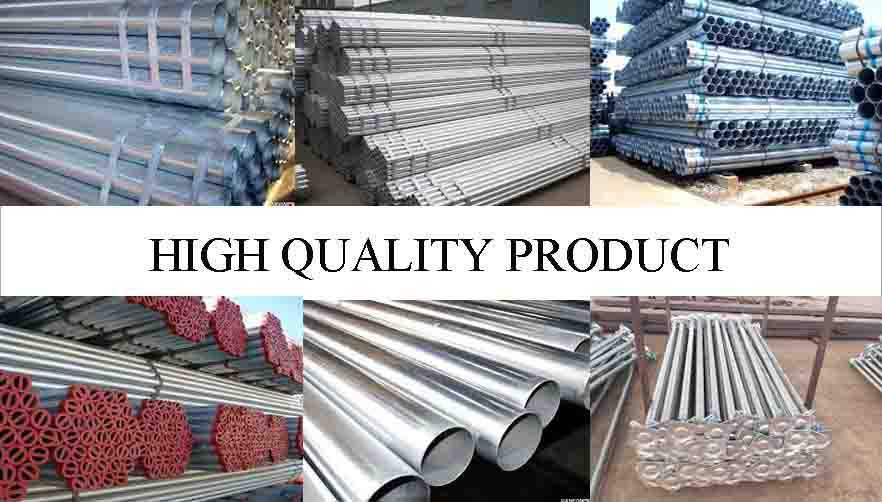 HIGH QUALITY PRODUCT OF High quality wholesale pipe scaffolding made in China