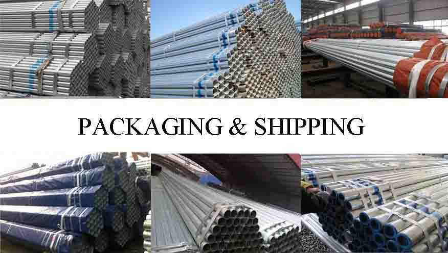 PACKAGING AND SHIPPING OF High quality wholesale pipe scaffolding made in China