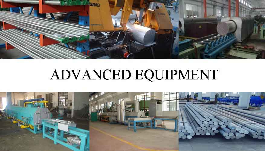 Equipment of cheap price Aluminum Rod made in China