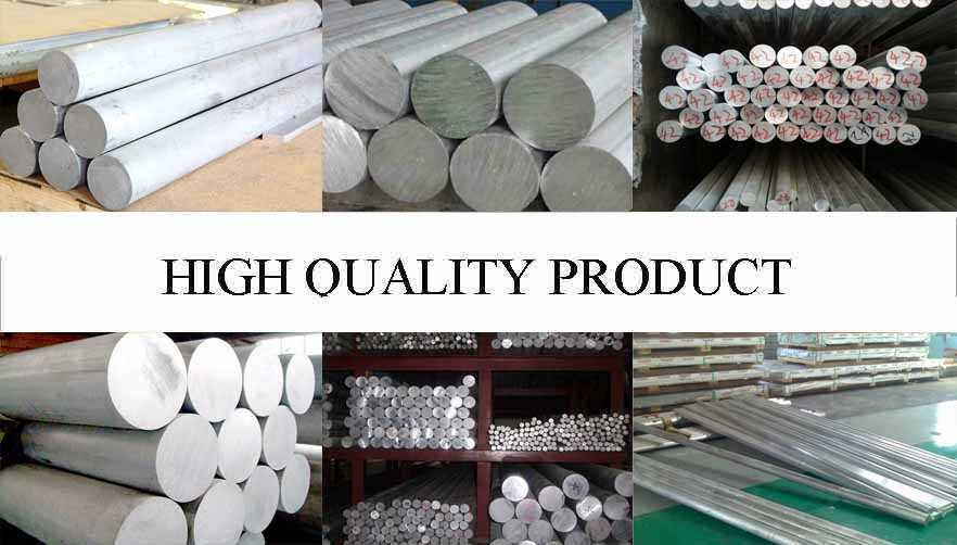 High quality product of Professional supplier Aluminum rod in China