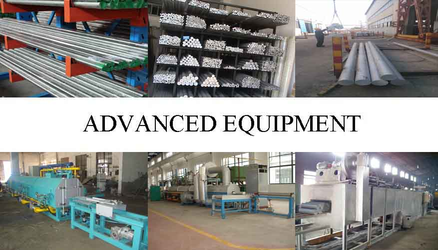 Equipment of High quality Aluminum Rod with cheap price