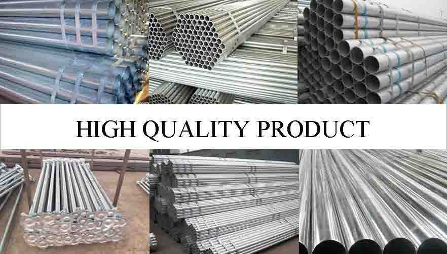 HIGH QUALITY PRODUCT OF HOT sale Scaffolding pipe for Construction