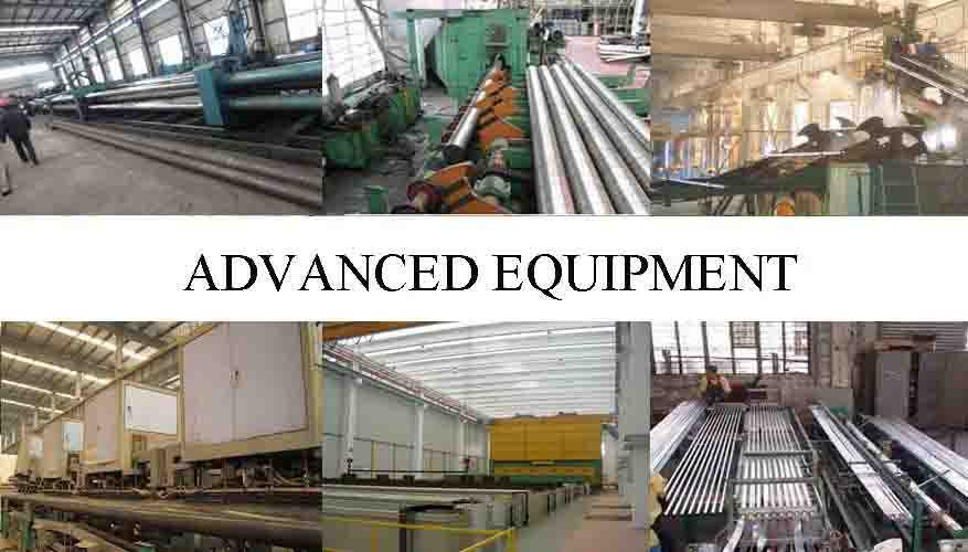 ADVANCE EQUIPMENT OF HOT sale Scaffolding pipe for Construction