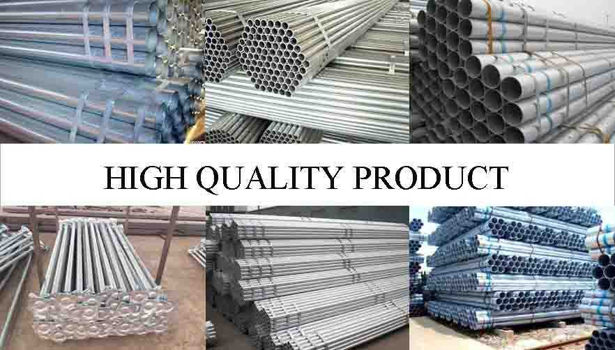 HIGH QUALITY PRODUCT OF Iron pipe scaffolding with high quality and low price made in China