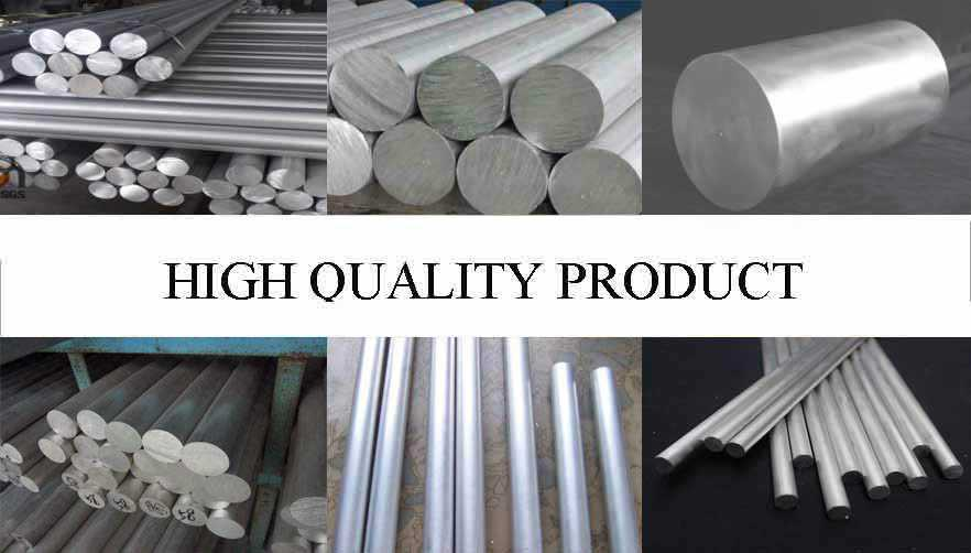 High quality product of Aluminum Rod For Transportation