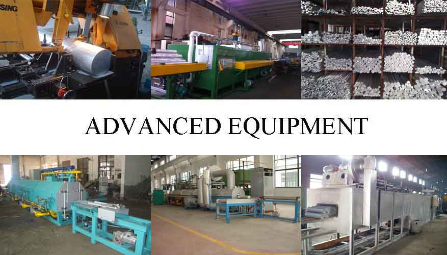 Equipment of Aluminum Rod For Transportation