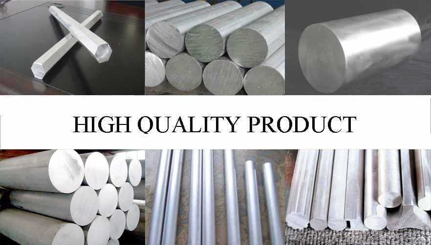 High quality product of Aluminum Rod For Building