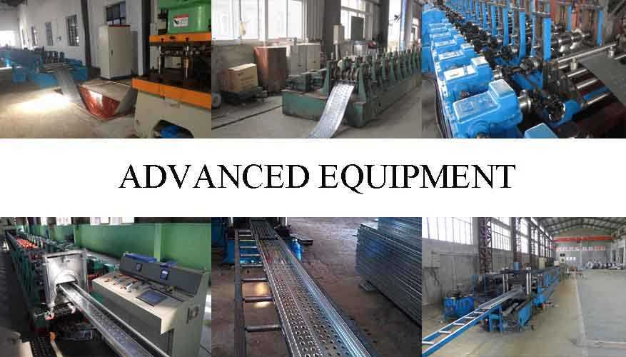 Advanced equipment of used scaffolding steelplanks made in china