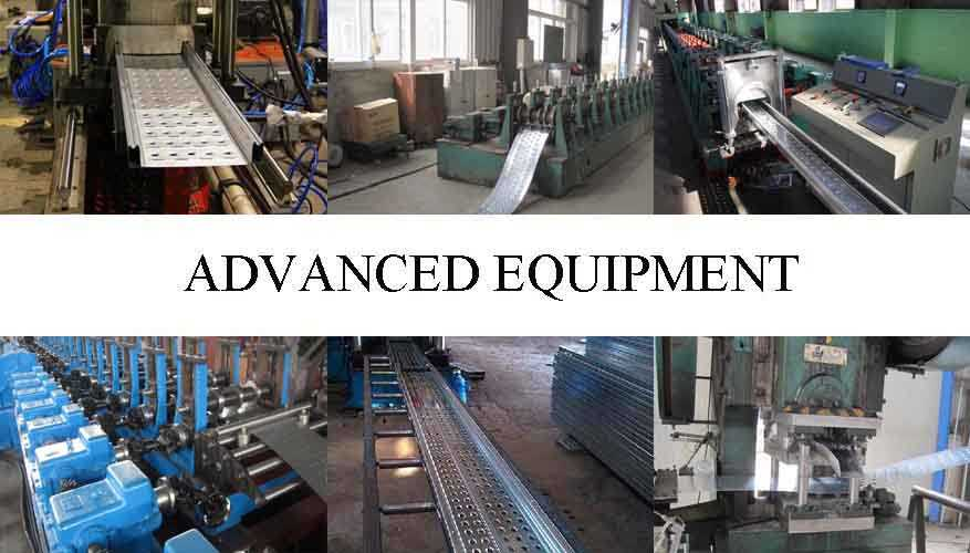 Advanced equipment of Superior Scaffolding Steel Plank provider in China