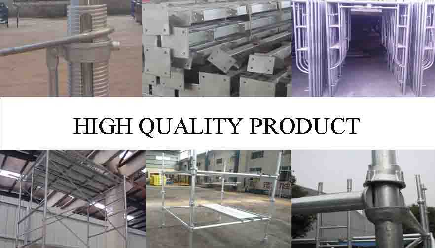 High quality product of ladder scaffolding system in china
