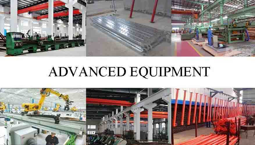Advanced equipment of ladder scaffolding system in china