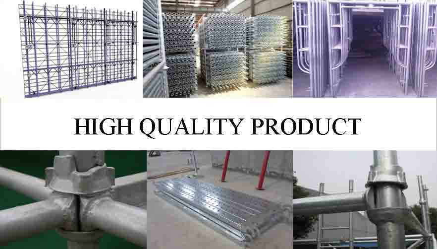 High quality product ofScaffolding System Supplier in zimbabwe