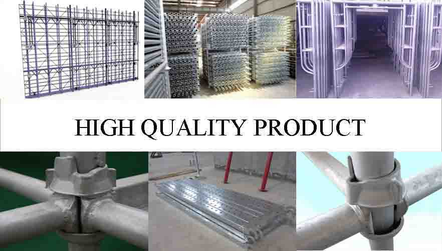 High quality product of high quality scaffolding system bracket supplier in China