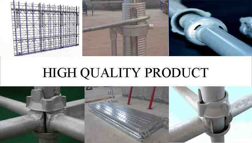 High quality product of Provider of all round scaffolding system in China