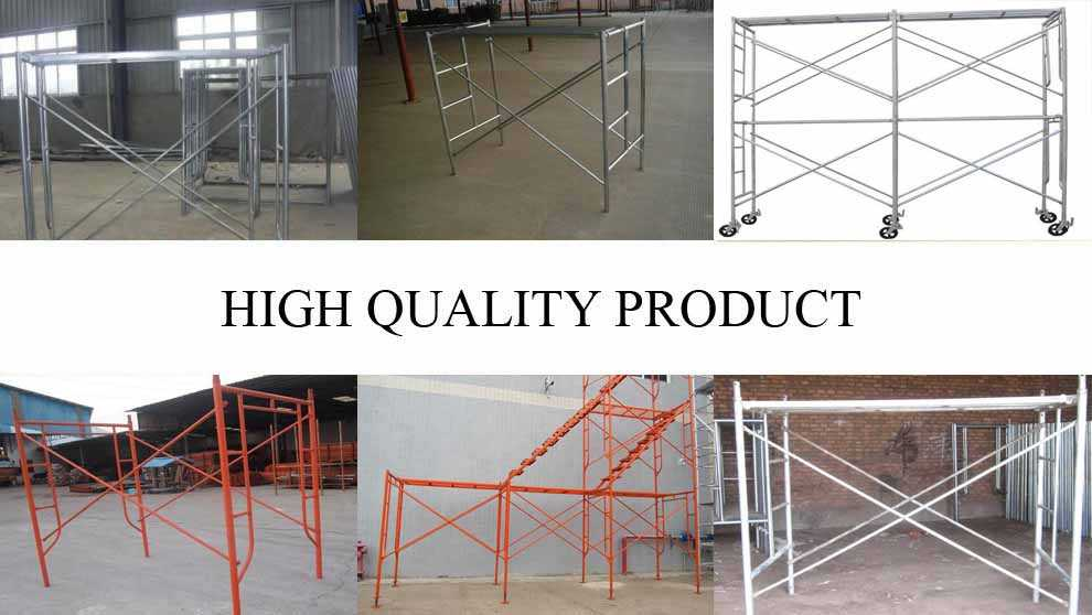 High quality product of Frame scaffolding made in china