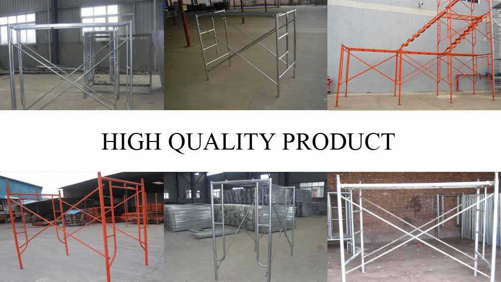 High quality product of scaffolding tube from factory
