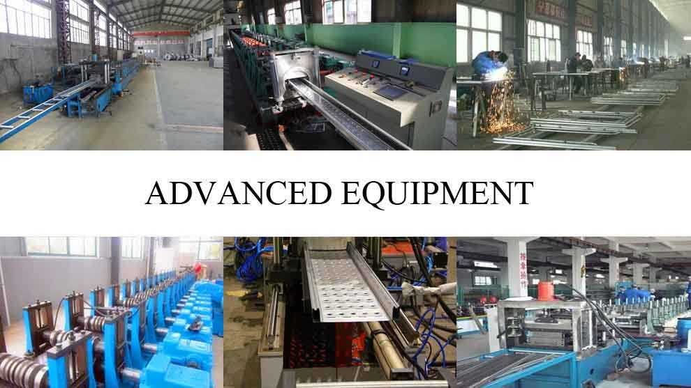 Advanced equipment of scaffolding tube from factory