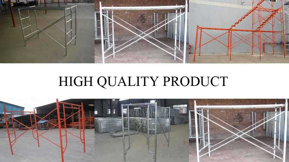 High quality product of High quality Types of scaffolding