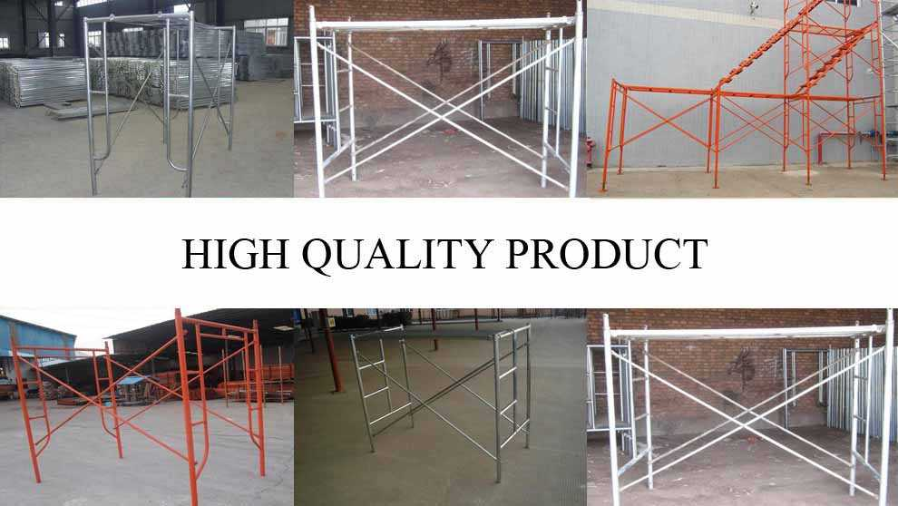 High quality product of Original Chinese Roof scaffolding