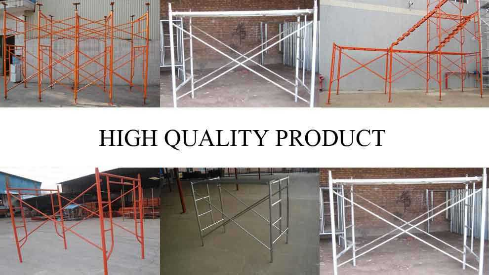 High quality product of decoration scaffolding manufactruer