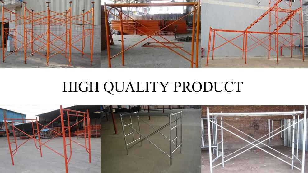 High quality product of High quality Moving scaffolding with the best price