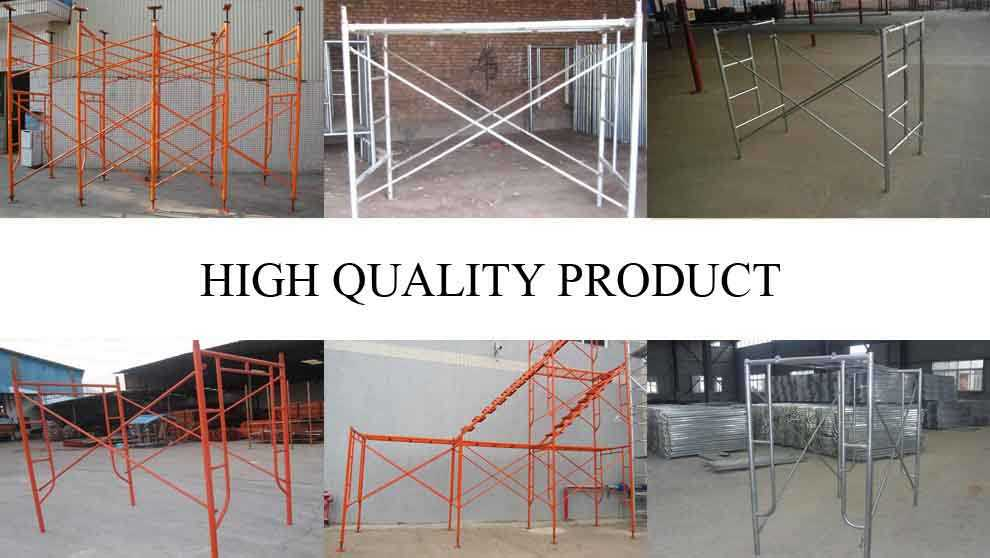 High quality product of Hot slae Structural scaffolding with the low price